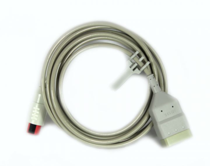 Compact 5 EKG Patientenkabel 3-adrig für Monitor