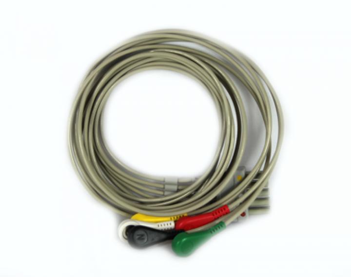 Compact 5 EKG Ableitungskabel 5-adrig für Monitor