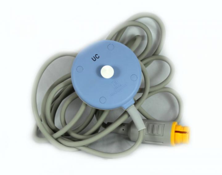 Wasserfeste Toco (UC) Sonde für Fetalmonitor ECOtwin Serie