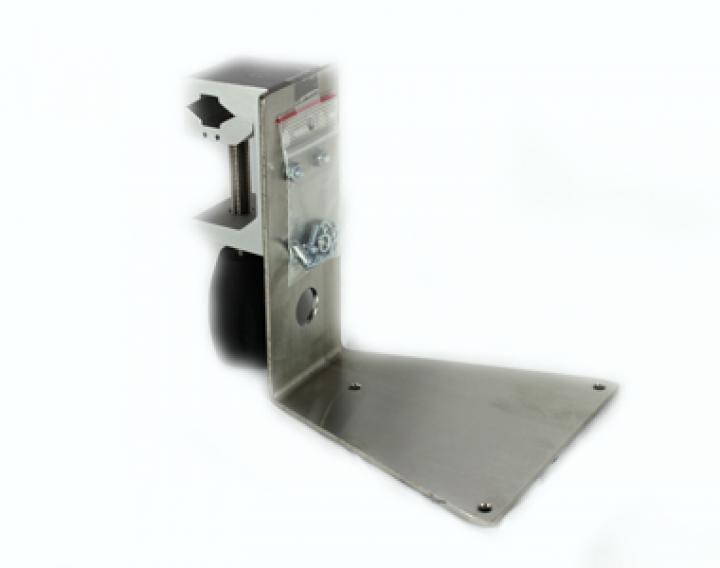 Halterung für Normschiene für Patientenmonitor Compact 5 / 7