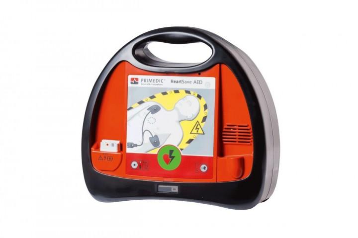 HeartSave AED Defibrillator