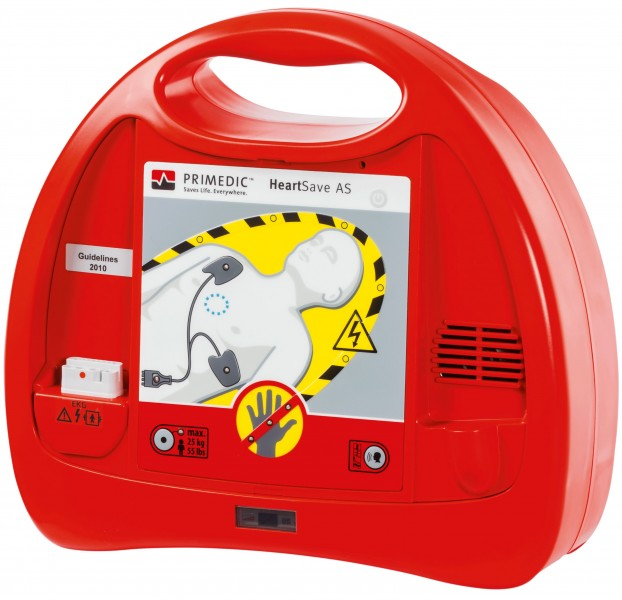 HeartSave AS AED Defibrillator