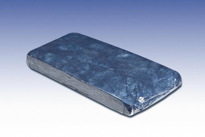 Einmaldecke blau, 500g