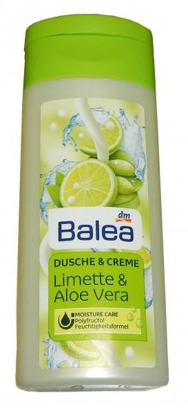 Dusche & Creme - Limette & Aloe Vera, 50 ml