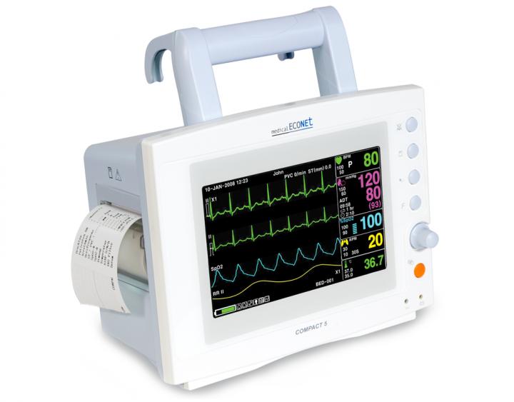 Compact 5 Patientenmonitor (Multi-Parameter Monitor mit 7