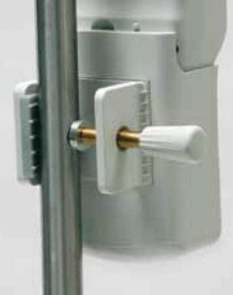 Halterung für PalmCare Plus (Adapter für Infusionsständer)