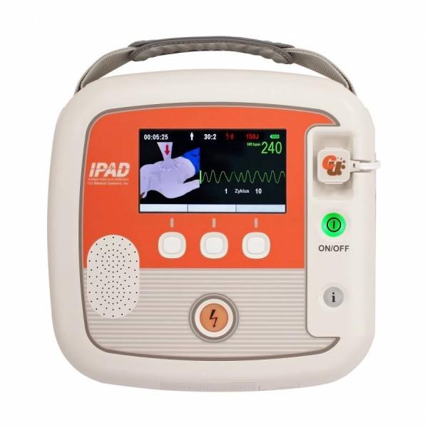 ME PAD AED Pro Halbautomatischer Defibrillator mit EKG-Anzeige
