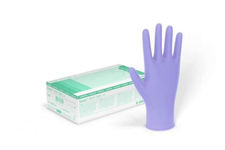 Vasco® Nitril light Handschuhe Gr. L 100 Stück Pkg.